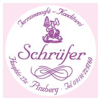 Logo Terassencafe Schrüfer