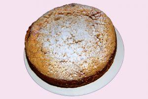Aprikosenquarkkuchen